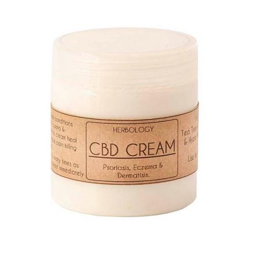 CBD Cream - HERBOLOGY