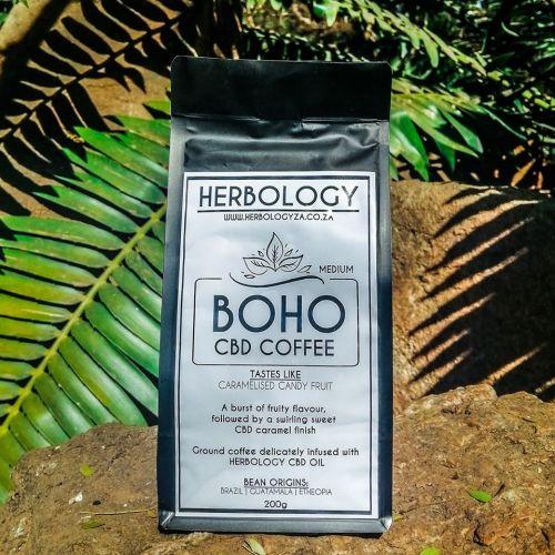 Boho CBD Coffee