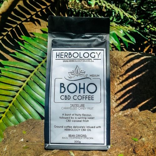 Boho CBD Coffee