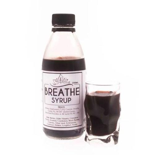 Breathe Syrup - HERBOLOGY