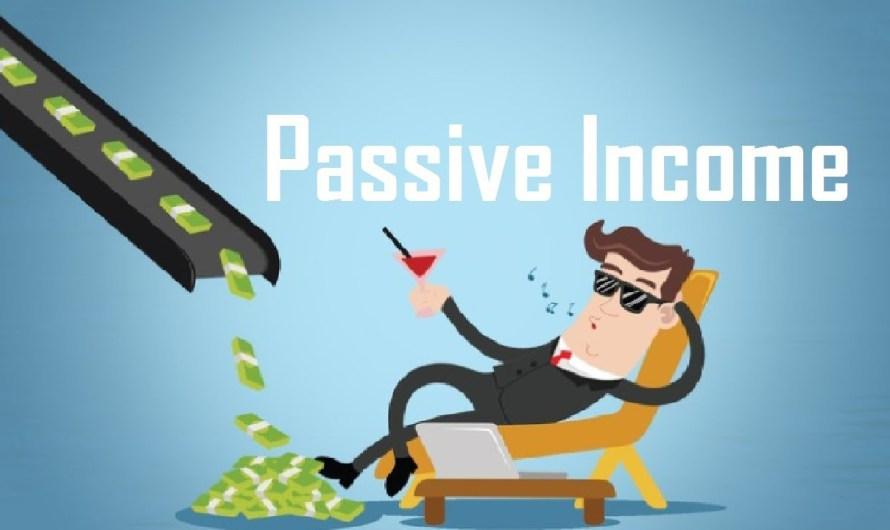 How To Create Passive Income via Blogs and App Development.