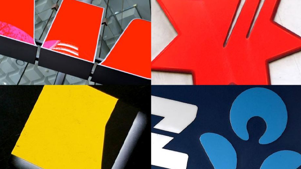Big 4 Banks Comparison – #CBA #WBC #NAB #ANZ