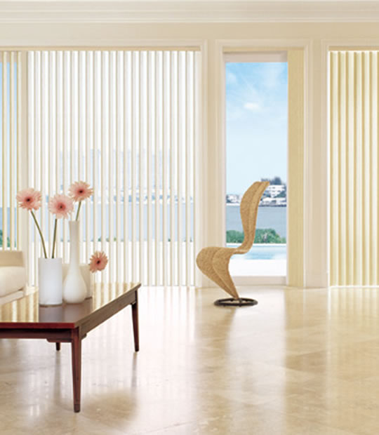sliding glass door blinds and shades