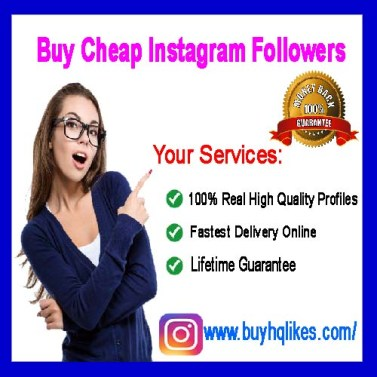 Buy 100 Instagram Followers