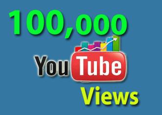 Buy 100000 YouTube Views