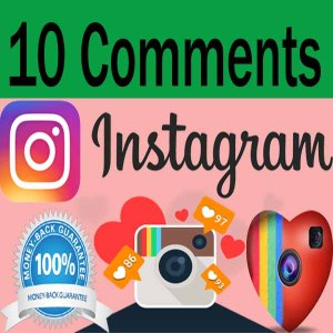 buy 10 instagram comments