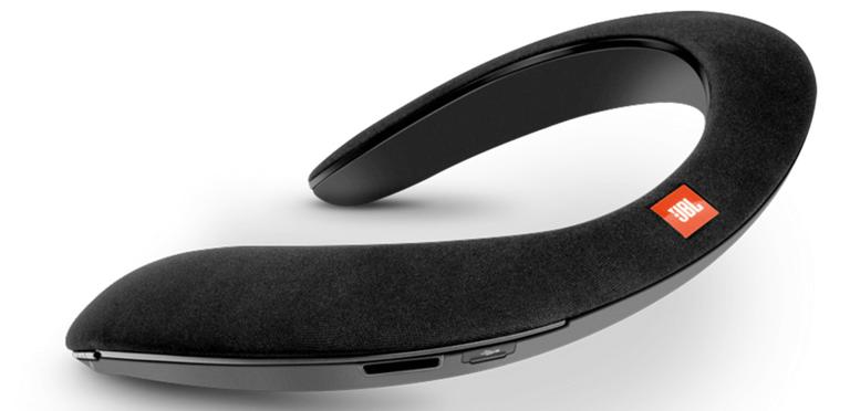JBL Soundgear Wearable Neck-Band Wireless Speaker Price, Specifications, Availability