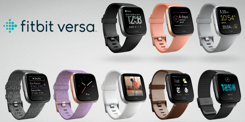 Fitbit Versa Fitness Smartwatch Launched In India; Specifications, Pricing, Features, And More