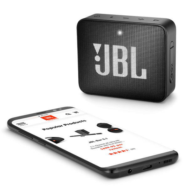 JBL GO 2, JBL GO 2 smartphone connectivity, JBL GO 2 stream music, JBL GO 2 standby time, JBL GO 2 india, JBL GO 2 features