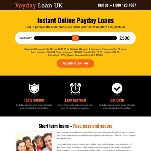 faxless instant approval payday loans