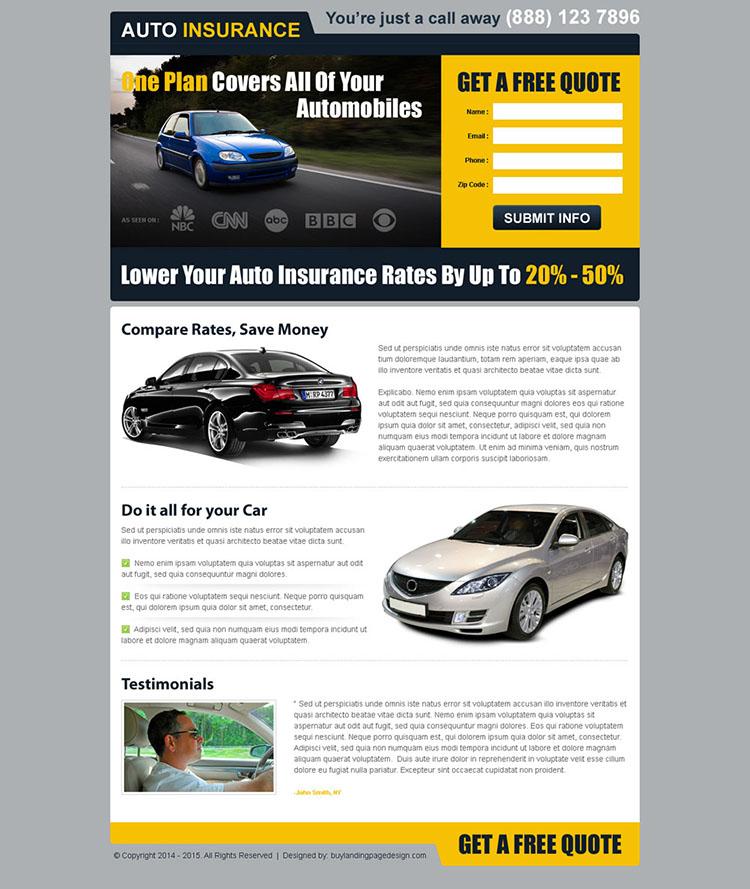 Get A Free Auto Insurance Quote Lp 017 Auto Insurance