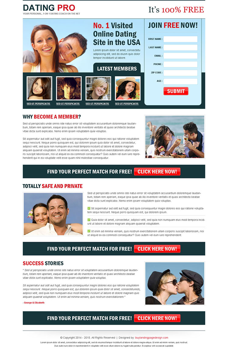 2015 Dating-Website in usa