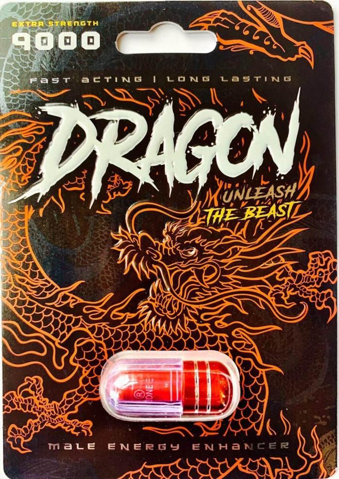Dragon Extra Strength 9000