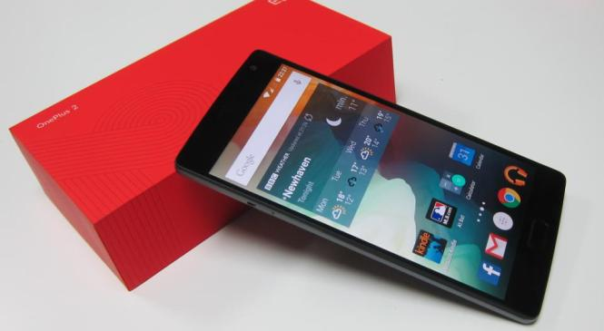 Review of oneplus 2
