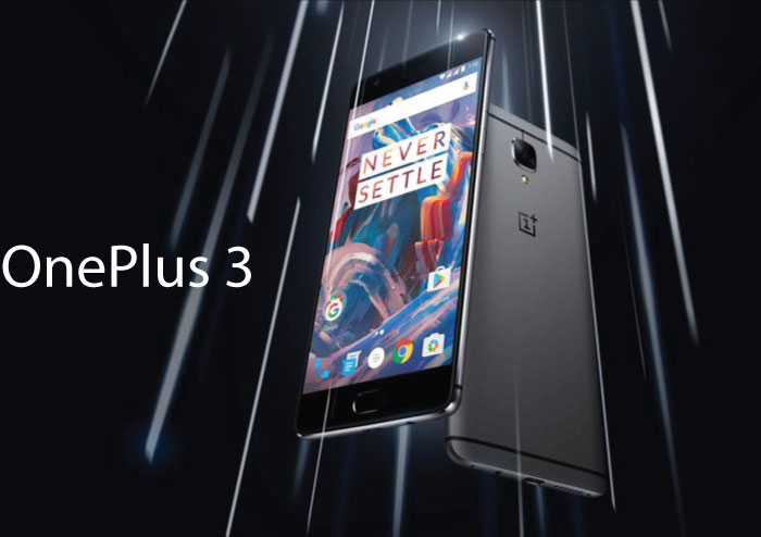 Release date of OnePlus 3