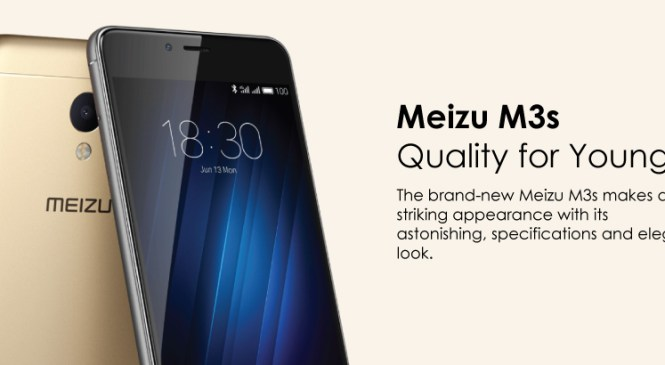 History of Meizu M3S Smartphone At A Glance