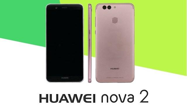 Huawei Nova 2 Display
