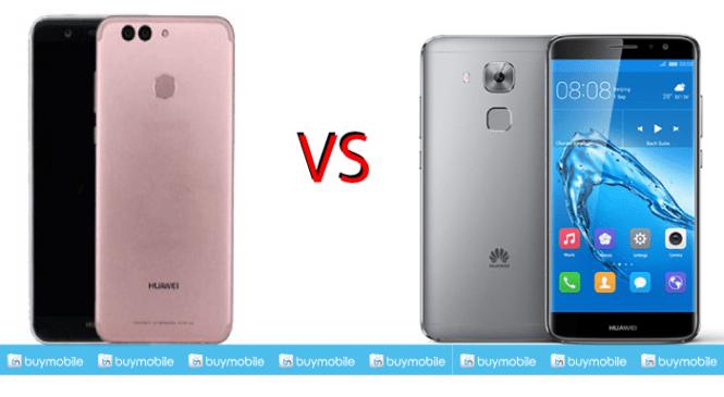 Huawei Nova 2 and Huawei Nova Plus Comparison