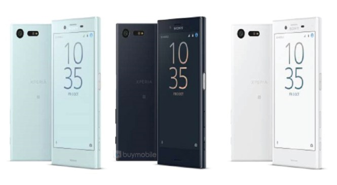 Sony Xperia XZ Compact price in Bangladesh
