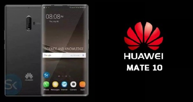New Huawei Mate 10 Coming Soon