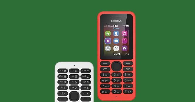 Nokia 130(2017) Specification