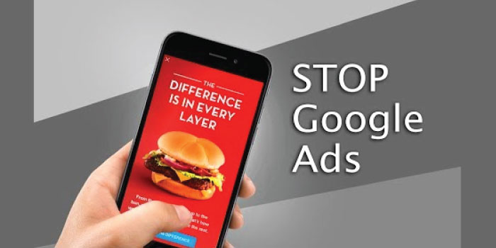 Google Mute Ad