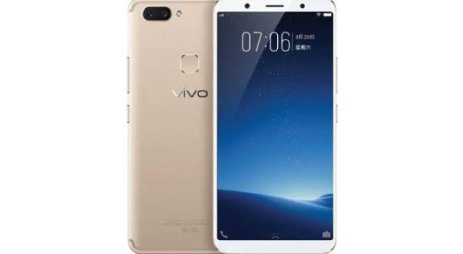New Vivo X20 Plus UD