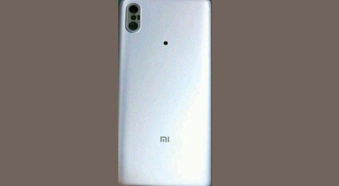 New Xiaomi Mi Mix 6x Smartphone