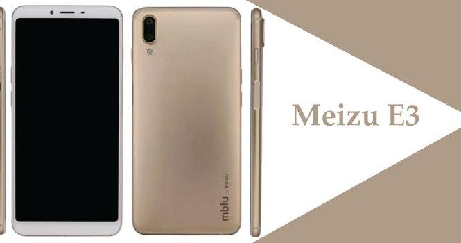 Full Specification MEIZU E3 Bangladesh