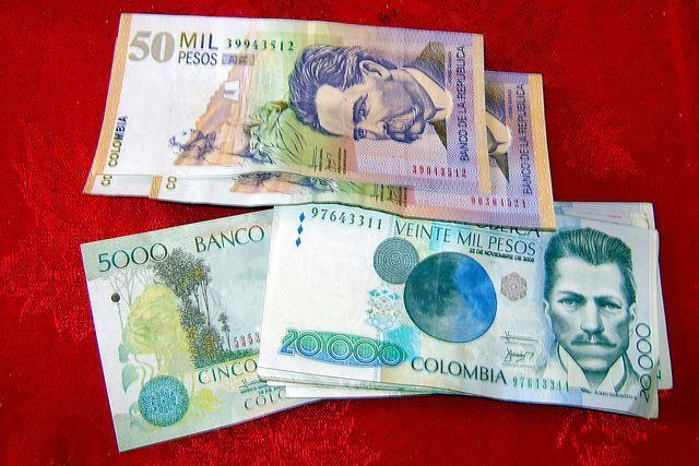Fake Colombian peso Available on Buymoneybills