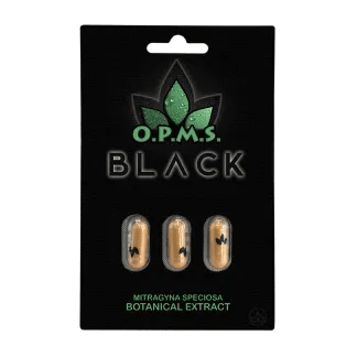 OPMS Black 3 Count