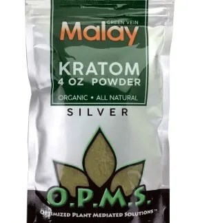 OPMS Silver Malay Powder