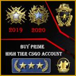 Buy CSGO High Tier Accounts gn3 347wins