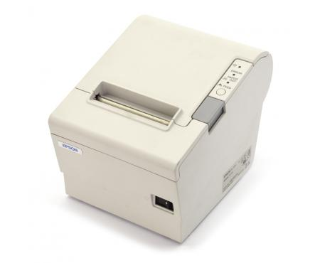 Epson Tm T88iv Receipt Printer M129h White Grade A