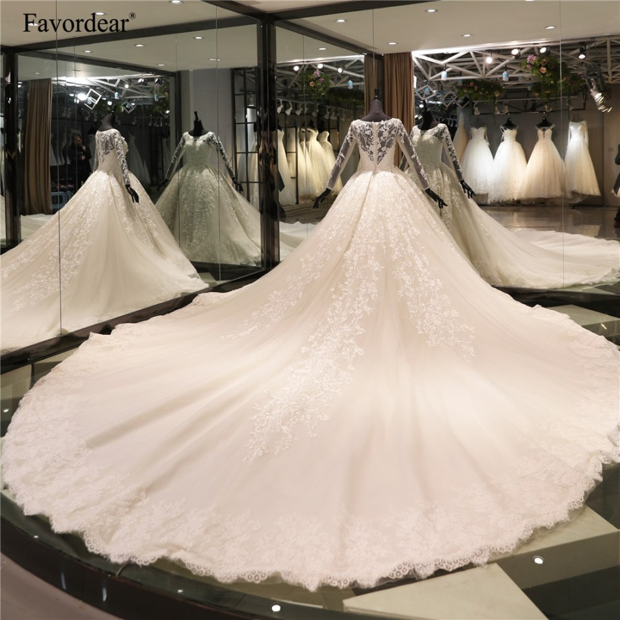 Luxurious Wedding Gown On Aliexpress Buyquality Blog