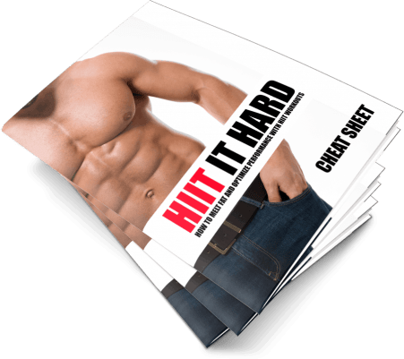 HIIT It Hard Sales Funnel with Master Resell Rights Cheatsheet