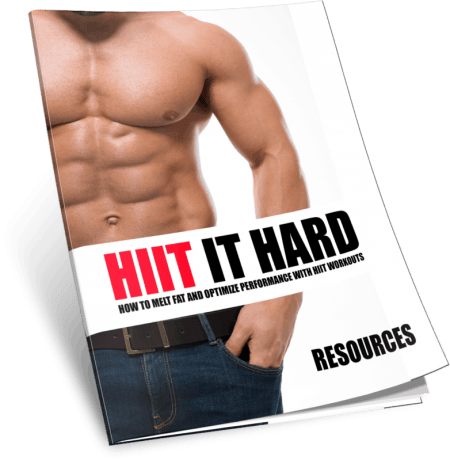 HIIT It Hard Sales Funnel with Master Resell Rights Resources