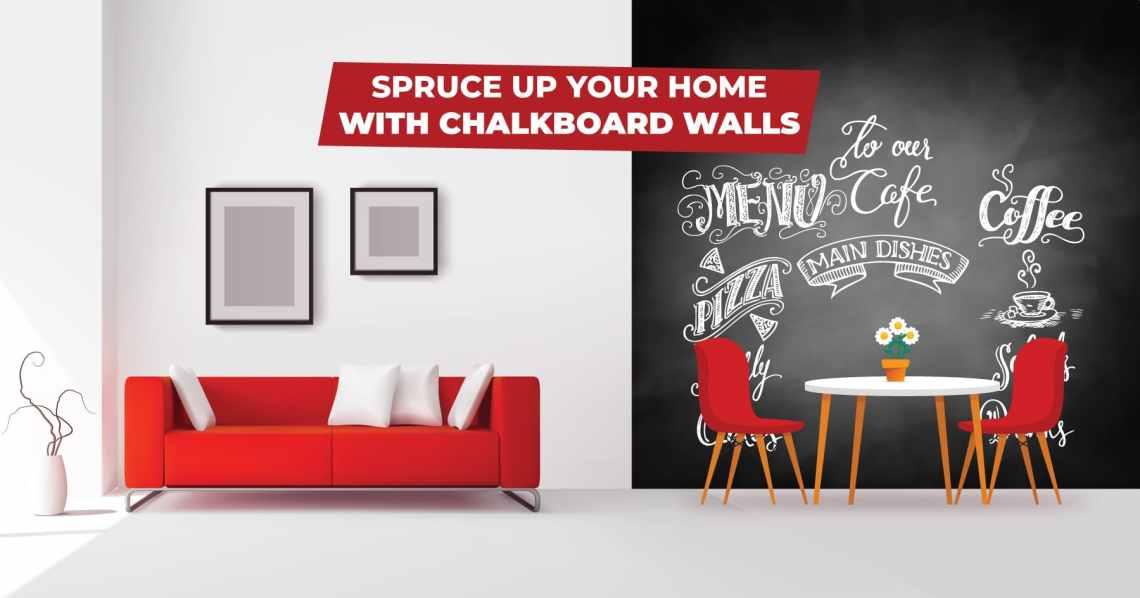 Home Decor Ideas Using Chalkboard Paint Buyrentkenya