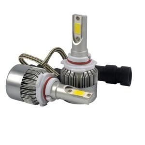 Damon Escaper Upgraded LED Low Beam Headlight Bulbs Pair (Left & Right)