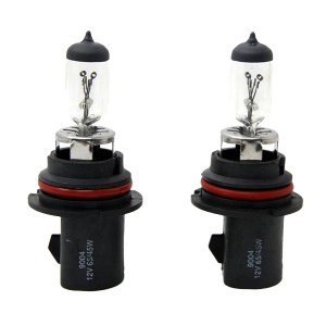 Fleetwood Pace Arrow Replacement Headlight Bulbs Pair (Left & Right)