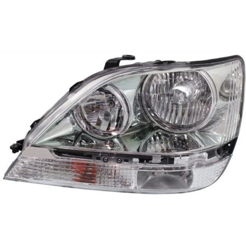 Fleetwood Storm Left (Driver) Replacement Headlight Assembly