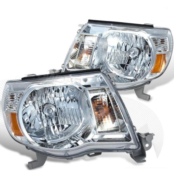 Thor Motor Coach Serrano Replacement Headlights Assembly Pair (Left & Right)