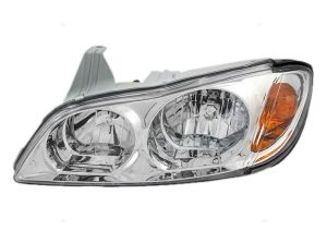 Thor Motor Coach Tuscany Left (Driver) Replacement Headlight Assembly