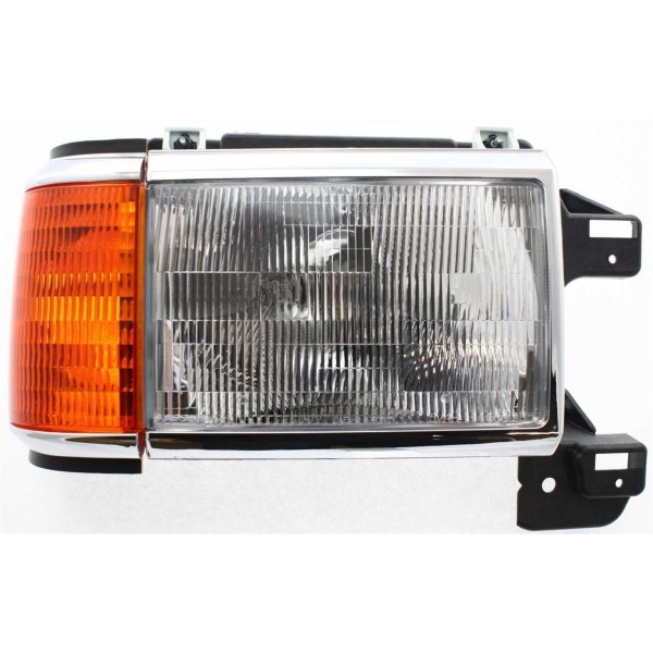 Fleetwood Discovery Right (Passenger) Replacement Headlight & Corner Light Assembly