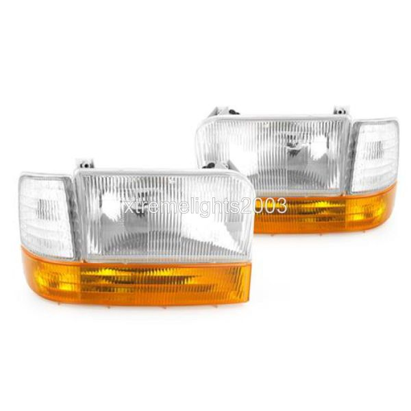 Rexhall Vision Headlights