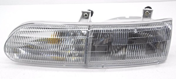 Safari Continental Replacement Left (Driver) Replacement Headlight Unit