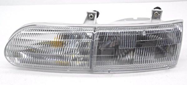 Monaco Safari Zanzibar Left (Driver) Replacement Headlight Unit