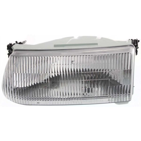 Alfa Summit Left (Driver) Replacement Headlight Assembly