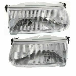 Airstream Land Yacht Replacement Headlight Assembly Pair (Left & Right)