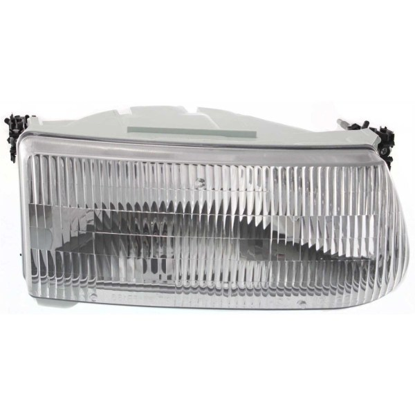 Alfa Gold Right (Passenger) Replacement Headlight Assembly